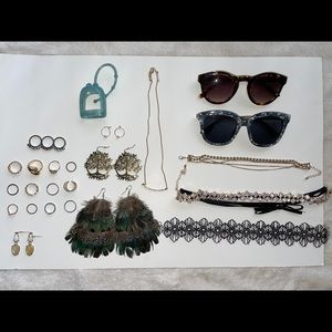 Jewelry And Accessories Variety Bundle